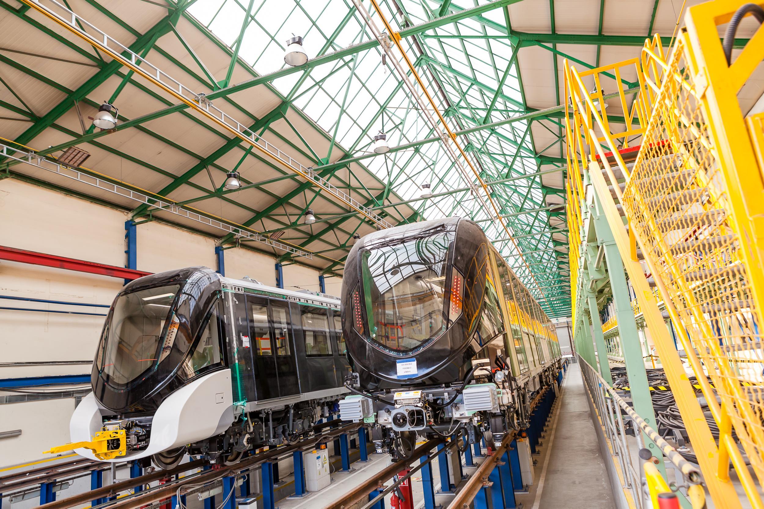 Alstom in Saudia Arabia