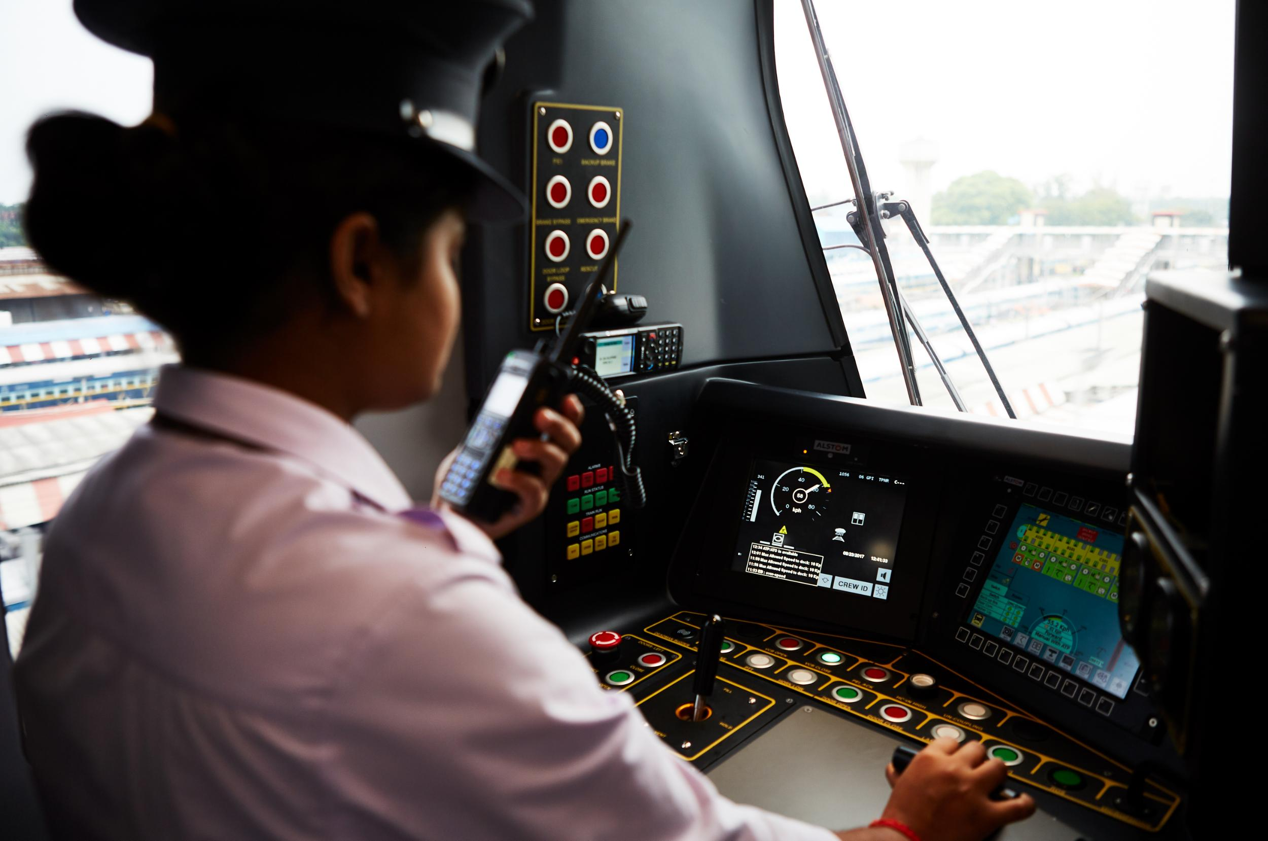 Alstom To Provide Cbtc Signalling System For Mumbai Metro