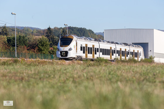 Alstom begins shipping Coradia Polyvalent  regional trains for Senegal