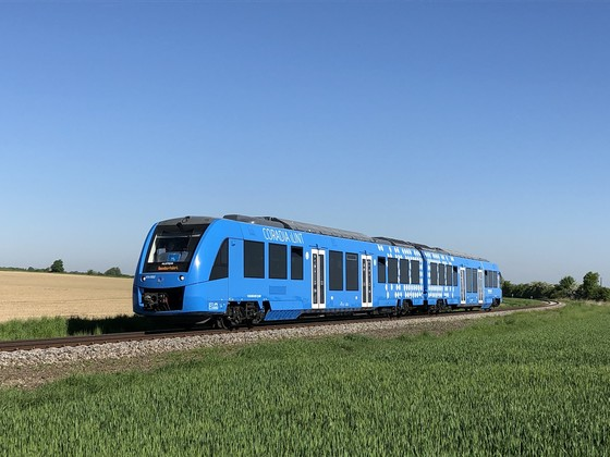Alstom's hydrogen train Coradia iLint completes successful tests in the Netherlands