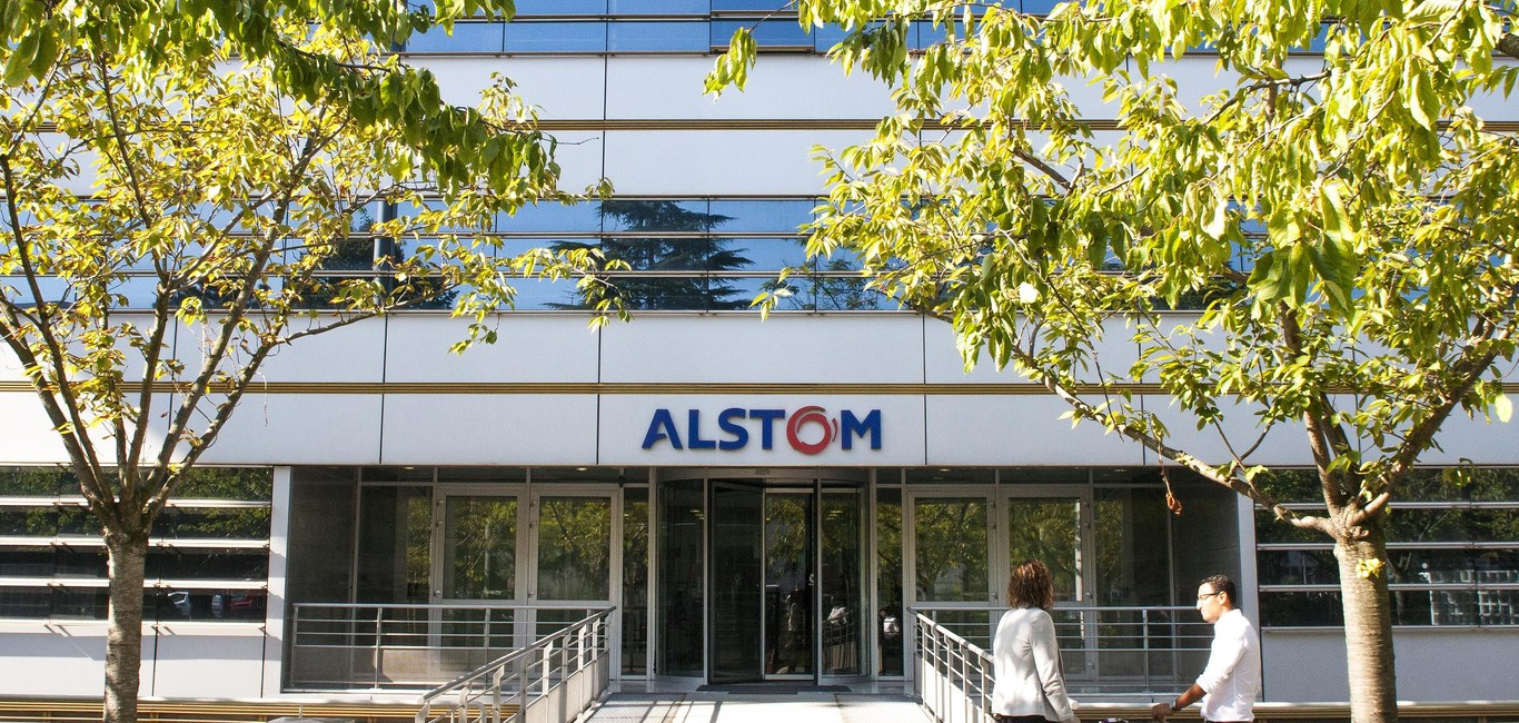 Alstom Headquarters in Saint-Ouen - France