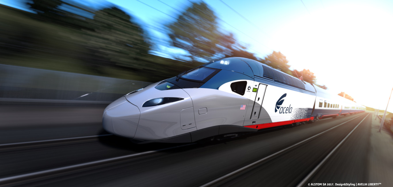 Alstom in the U S