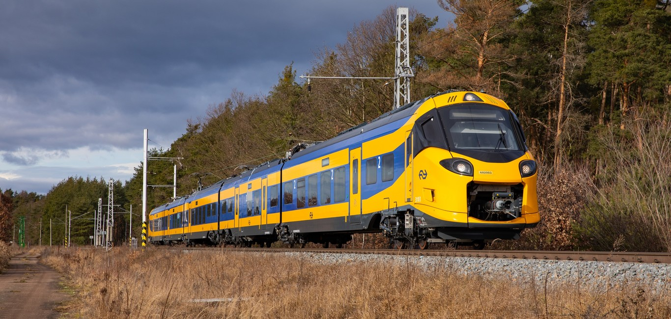 ICNG Photo for Alstom in the Netherlands page