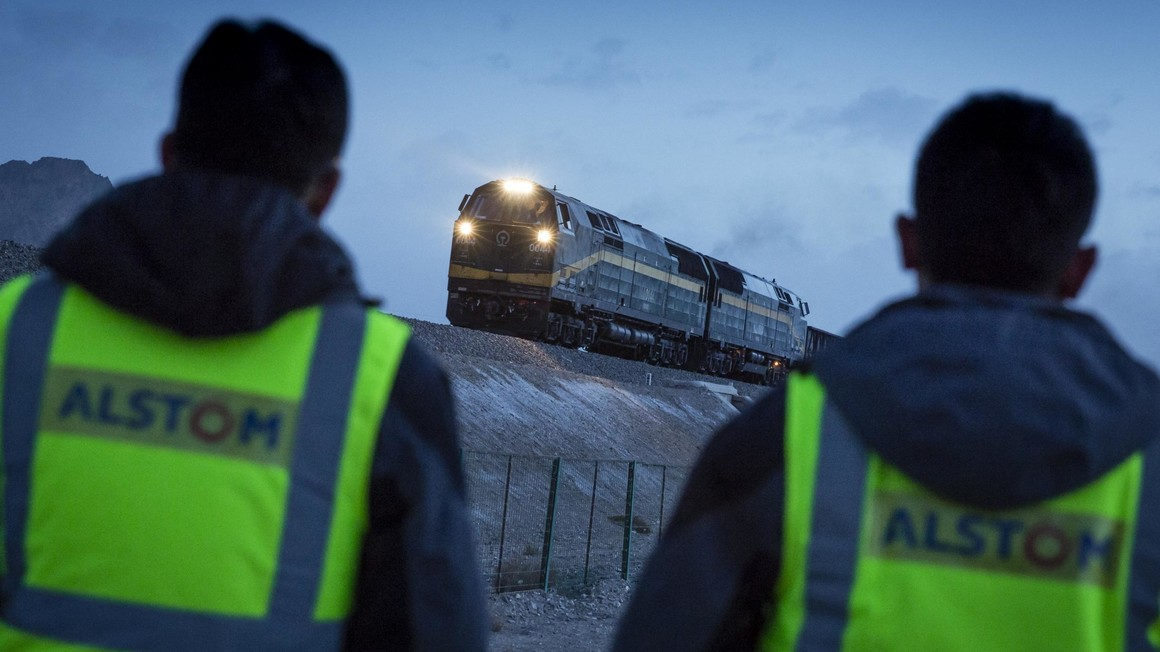 Signalling - ITCS: Satellite-based vital train control