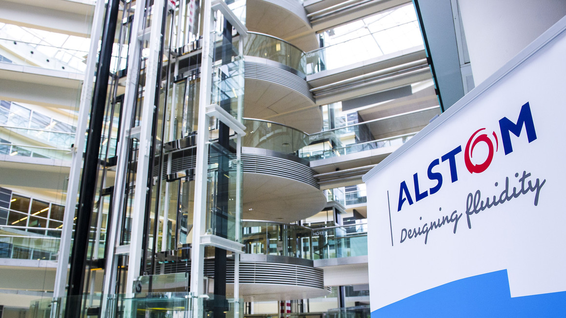 Alstom Headquarter Saint Ouen