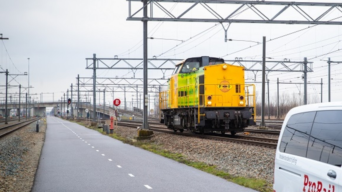 Alstom ATO tests with ProRail and FFF