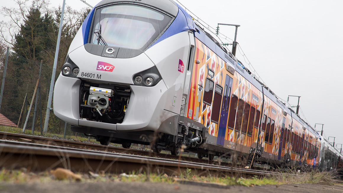 Alstom to supply 5 additional Coradia Polyvalent to Région