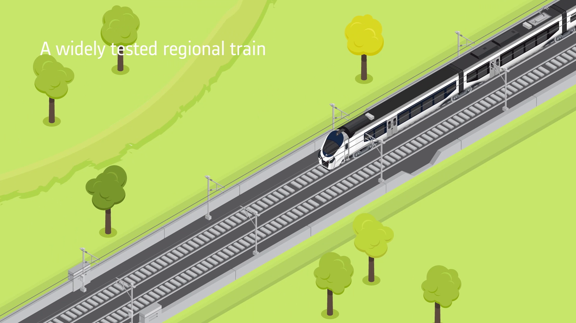 Alstom Coradia Polyvalent: new green solutions