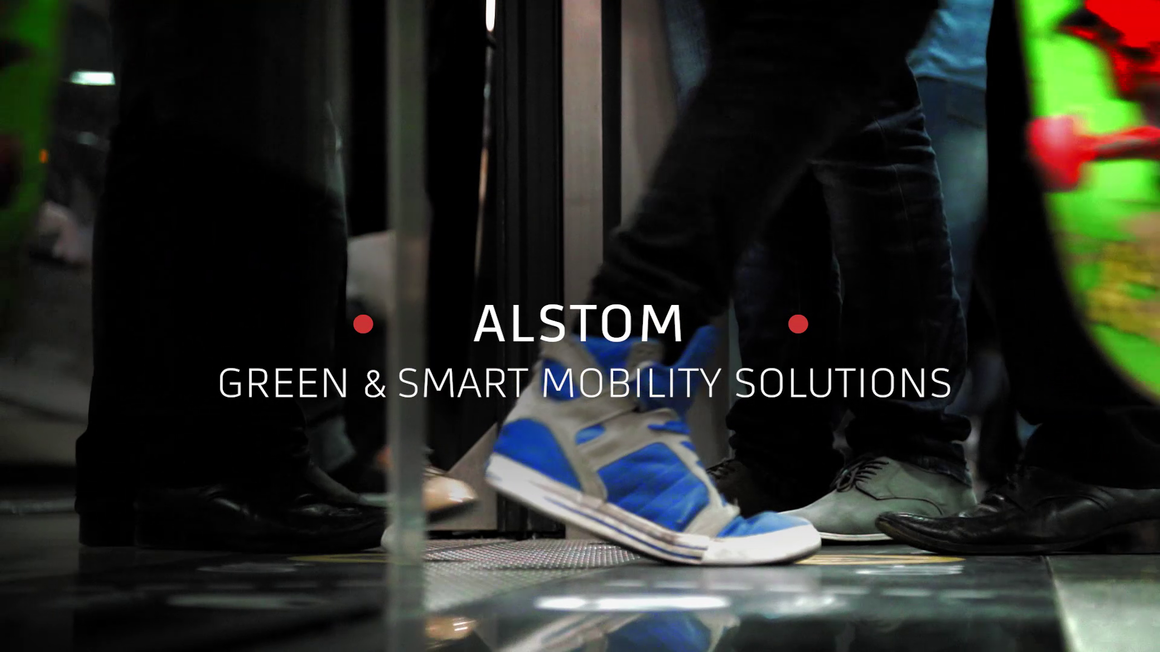 Alstom - green and smart mobility solutions