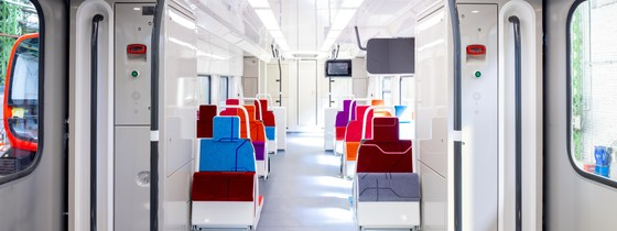 RER NG interior design