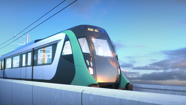 Sydney's first fully automated metro trains
