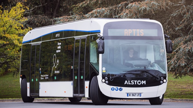 Aptis - our 100% electric bus