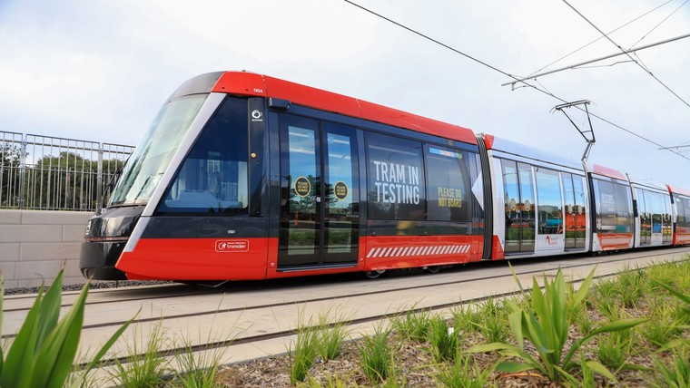 Trams in Melbourne and Adelaide