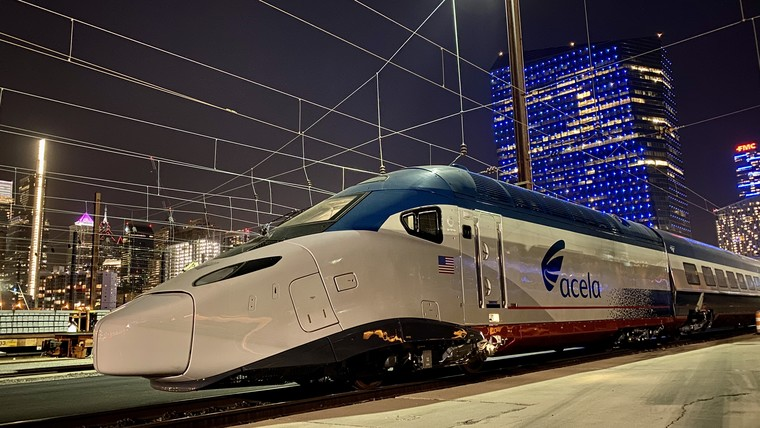 High speed trains for the Northeast Corridor