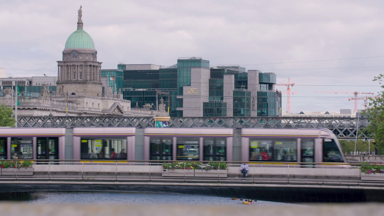 Citadis - Dublin's new transport vision