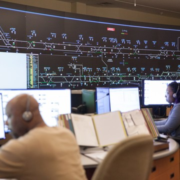 MARTA Control center, Atlanta, USA © Alstom/Adam Shumaker