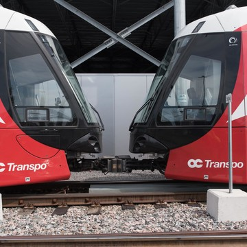 Citadis Spirit - O-Train Confederation Line