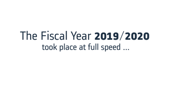 Video highlights for the fiscal year 2019/20