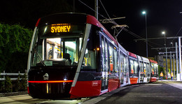 Alstom in Australia