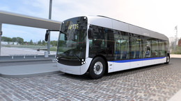 Aptis electric buses © Alstom Design & Styling