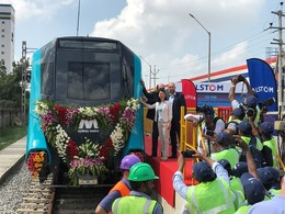 Alstom in India