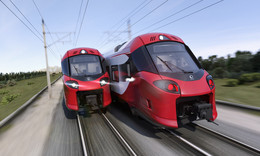 Alstom for CFL Luxembourg