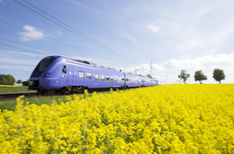 Alstom begins maintenance of regional trains in Sweden