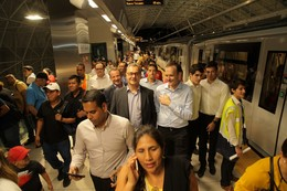 Alstom's innovative solutions for Line 2 of Panama Metro start commercial service