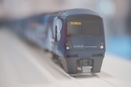 Alstom Eversholt Rail breeze hydrogen train model 1.JPG