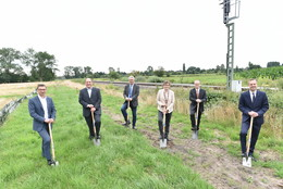 World's first hydrogen filling station for passenger trains to be built in Bremervoerde