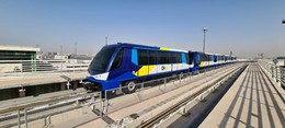 Innovia APM 300 automated people mover for Dubai