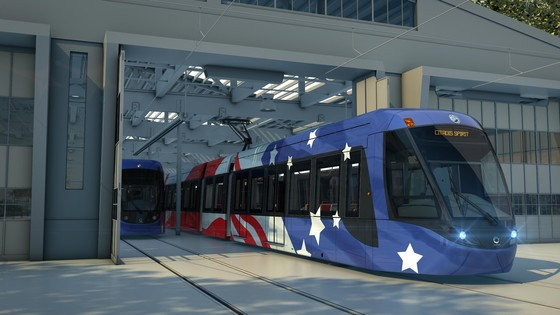 Citadis Spirit – Light Rail Solution for North America © Alstom