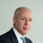 Nick Crossfield, Managing Director Alstom UK and Ireland